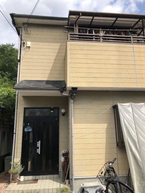 三田市 屋根、外壁塗装