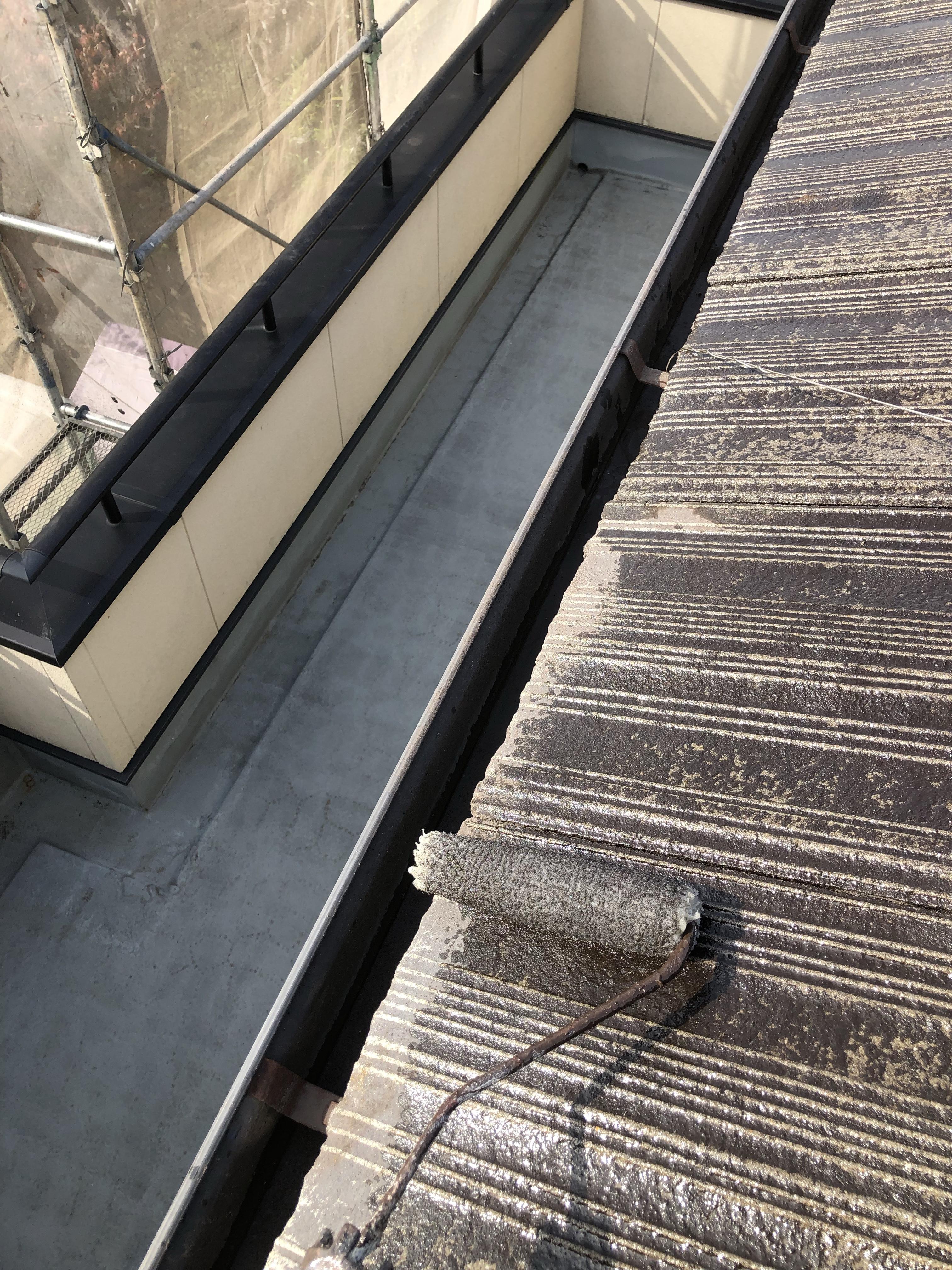 コンクリート瓦屋根