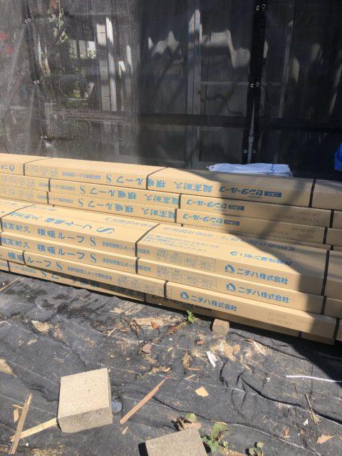 神戸市北区では屋根のカバー工法